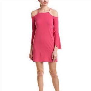 NWT Laundry by Shelli Segal Cold Shoulder Dress